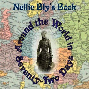 Around the World in Seventy-Two Days(136) by  Nellie Bly audiobook cover art image on Bookamo