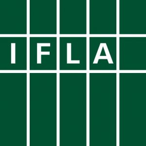 International Federation of Library Associations and Institutions (IFLA) logo