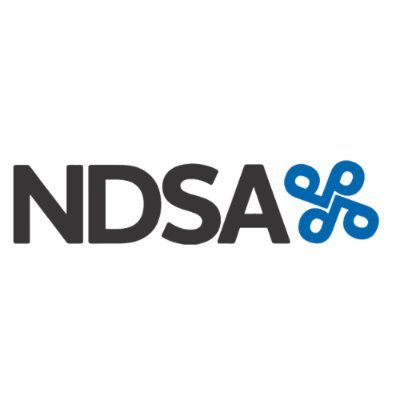 National Digital Stewardship Alliance (NDSA) logo
